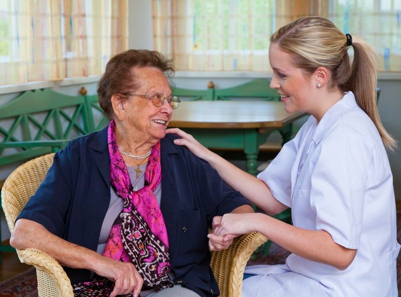 4 Benefits of Companion Care in Florida